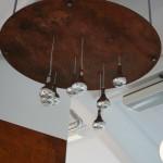 Lampa designad av Ann Ögård Stern